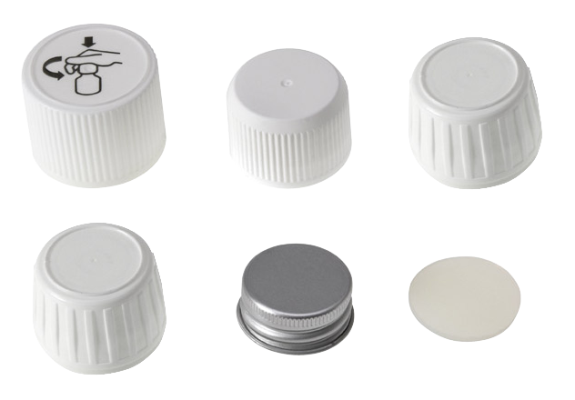 PP28 28mm Screw Caps