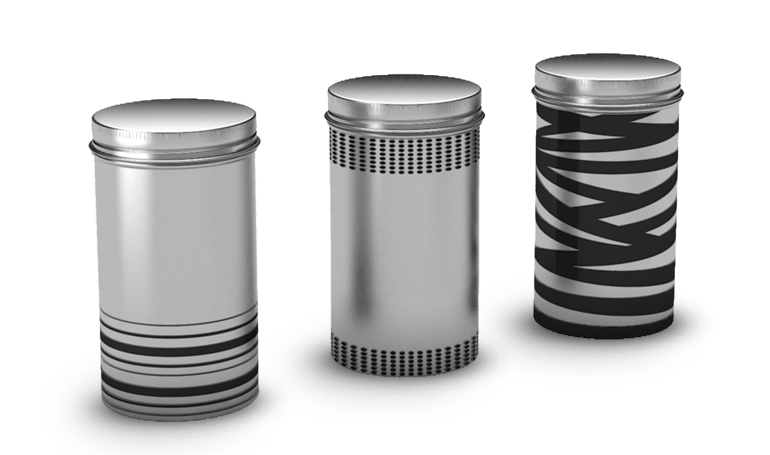 Aluminium Screw Cans