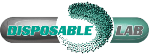 Disposable Lab Logo<br>