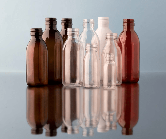 PET-syrup-bottles-cleanroom-manufactured