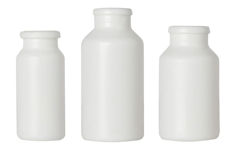 Sigma Snap-On Neck HDPE Bottles<br>